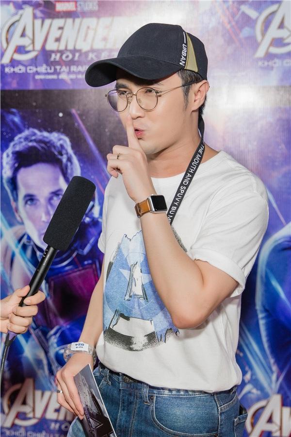 Huỳnh Lập và Quang Hải say sưa 'tám chuyện' về tác phẩm cuối cùng của Vũ trụ Điện ảnh Marvel 'Avengers: Endgame' 1