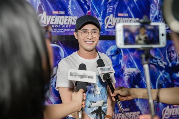 Huỳnh Lập và Quang Hải say sưa 'tám chuyện' về tác phẩm cuối cùng của Vũ trụ Điện ảnh Marvel 'Avengers: Endgame' 2