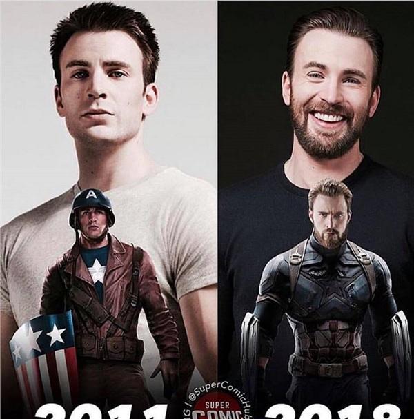 Nhìn lại 12 siêu anh hùng này để thưởng thức Avengers: Endgame 'không trượt phát nào' 5