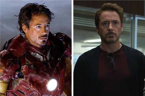Nhìn lại 12 siêu anh hùng này để thưởng thức Avengers: Endgame 'không trượt phát nào' 7