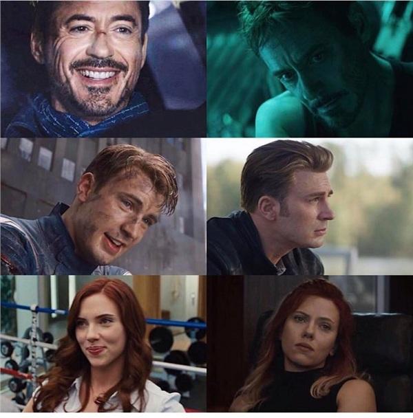 Nhìn lại 12 siêu anh hùng này để thưởng thức Avengers: Endgame 'không trượt phát nào' 0