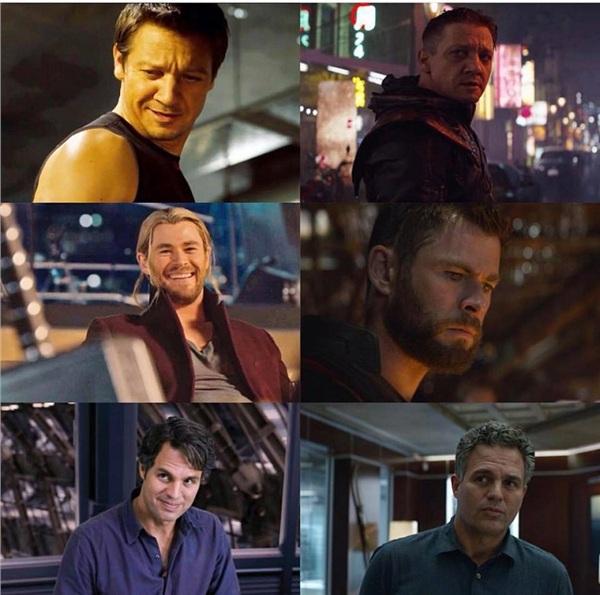 Nhìn lại 12 siêu anh hùng này để thưởng thức Avengers: Endgame 'không trượt phát nào' 1