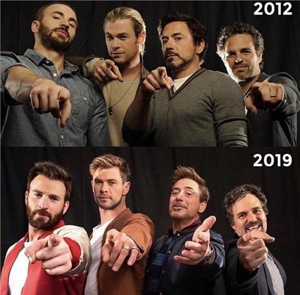 Nhìn lại 12 siêu anh hùng này để thưởng thức Avengers: Endgame 'không trượt phát nào' 2