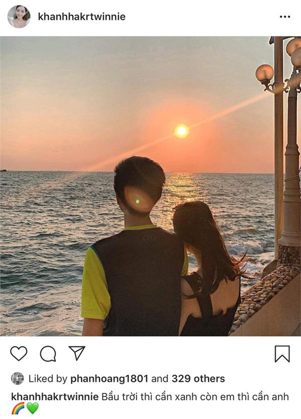 Vừa công khai quay lại, bạn gái thiếu gia Phan Hoàng bật mí lý do 'yêu lại từ đầu' 1