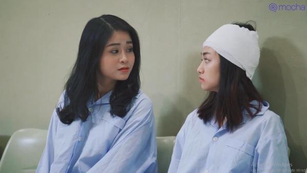 'Oh My Ghost' tập 1: Tỉnh lại sau khi tự tử không thành, nữ chính bỗng nhiên có khả năng nhìn thấy hồn ma 4