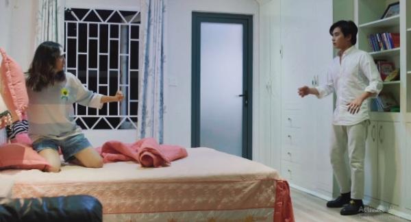 'Oh My Ghost' tập 1: Tỉnh lại sau khi tự tử không thành, nữ chính bỗng nhiên có khả năng nhìn thấy hồn ma 5