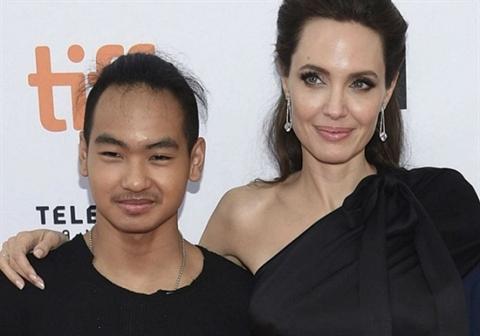Angelina Jolie được cho là để lại toàn bộ thừa kế cho con trai nuôi.