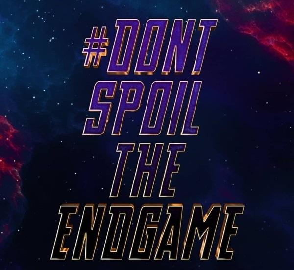 Lệnh cấm spoil 'Endgame' sắp được dỡ bỏ, Captian America háo hức tung 'hàng nóng' 0