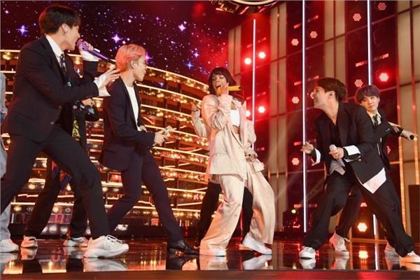 BTS muốn tiếp tục hợp tác với Halsey sau 'Boy With Luv' 1