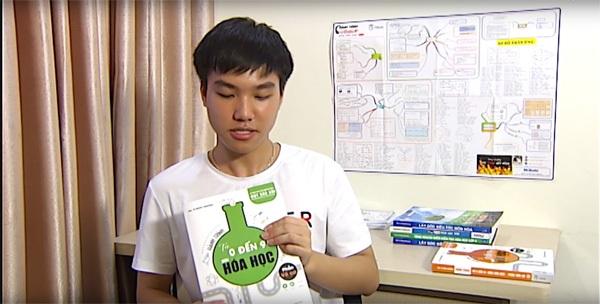 Review Bộ sách 'Hành trình từ 0 đến 9+ môn Hóa học' giúp đạt điểm 10 kỳ thi THPT Quốc gia 5