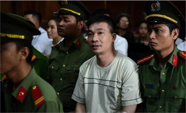 Bị cáo Văn Kính Dương tại phiên tòa. Ảnh: VietNamNet