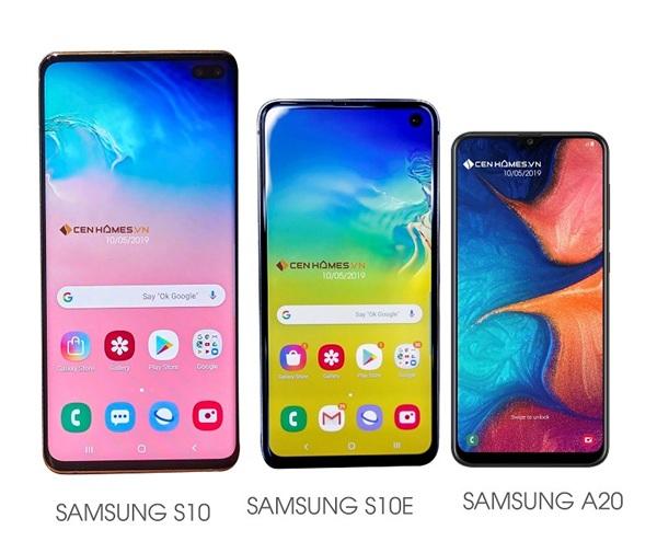 Khách mời sẽ có cơ hội sở hữu những chiệc điện thoại Samsung phiên bản mới nhất