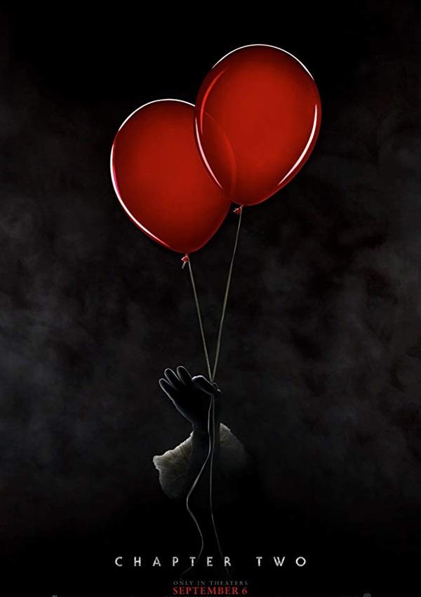 Poster của It: Chapter Two được nhà sản xuất 'nhá hàng' đồng thời với trailer