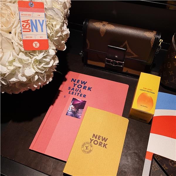 Châu Bùi khoe street style cá tính khi tới New York dự show thời trang 1