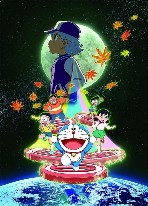 Bên cạnh nhóm bạn Doraemon và Nobita, phim sẽ còn có sự xuất hiện của cậu bạn Luka