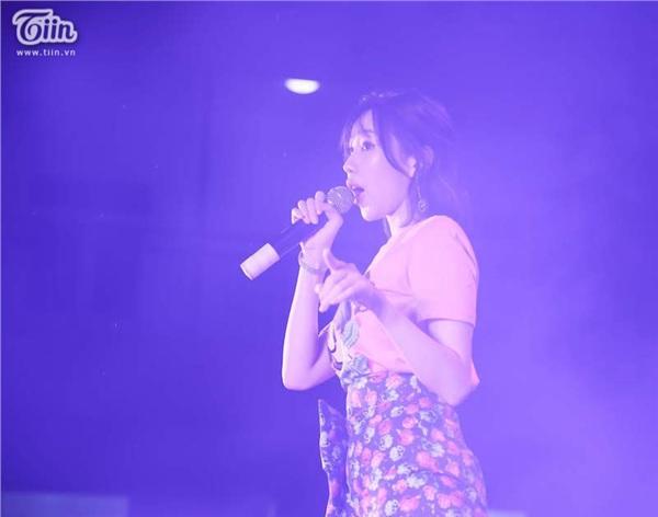 Ca sĩ Min và Lộn Xộn Band thay nhau 'bùng cháy' trong đêm 'Nắng sân trường' 7
