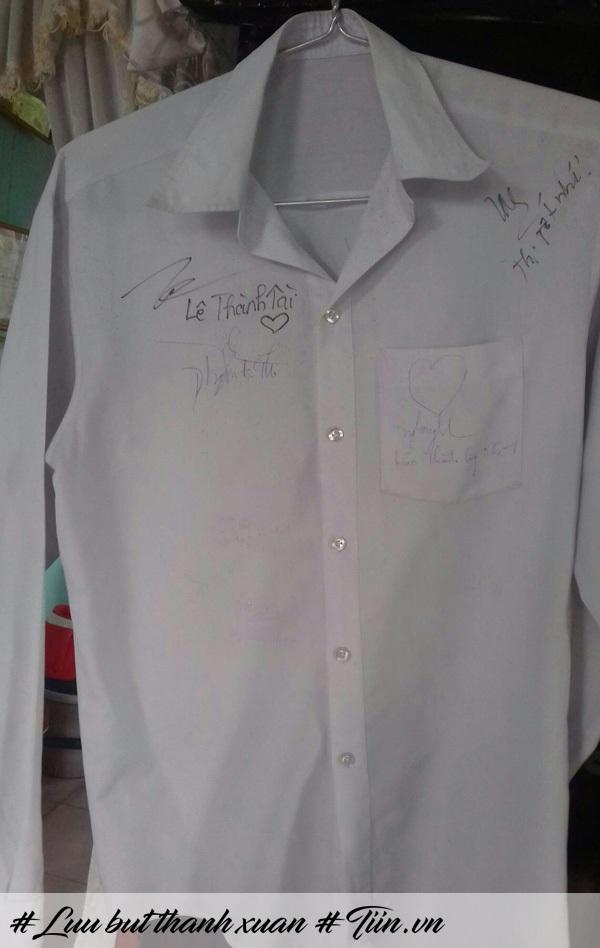 #26: Chiếc áo trắng nhiều kỷ niệm 0