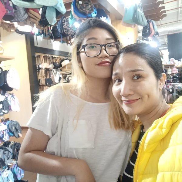 Chân dung cô con gái đang du học tại Úc của nữ MC Cát Tường 10