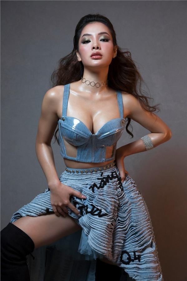 Phương Trinh Jolie thú nhận phẫu thuật thẩm mỹ: Tôi làm mũi, nhấn mí và tiêm mỡ mặt 4