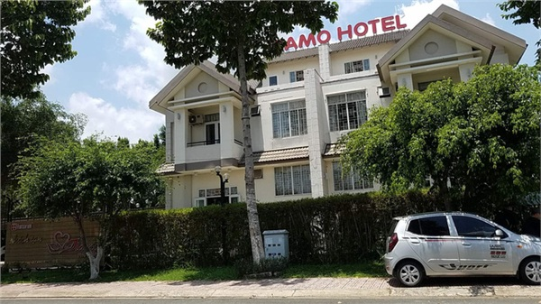 Khách sạn bậc nhất Bình Dương nơi 4 người phụ nữ thuê và bị tạm giữ đêm 17/5.