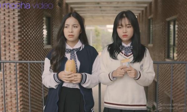 'Ảo tưởng tuổi 17' (Tập 13): Mới giảng hòa ở tập trước, Linh Ngọc Đàm và 'Quỳnh búp bê nhí' lại tiếp tục giận dỗi nhau 2