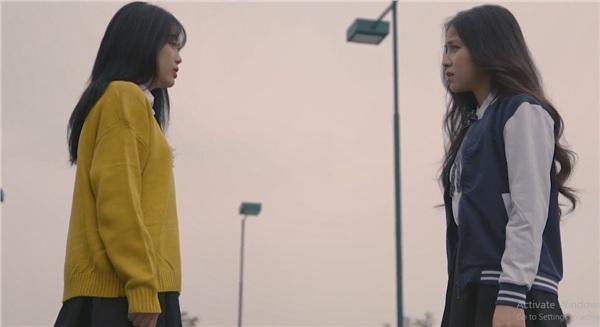 'Ảo tưởng tuổi 17' (Tập 13): Mới giảng hòa ở tập trước, Linh Ngọc Đàm và 'Quỳnh búp bê nhí' lại tiếp tục giận dỗi nhau 7
