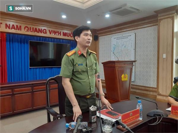 PGS-TS, Đại tá Trịnh Ngọc Quyên, Giám đốc Công an tỉnh Bình Dương cho biết sau khi công an địa phương đề xuất sẽ có khen thưởng cho người báo tin cho công an tố giác tội phạm trong vụ 2 thi thể trong bê tông