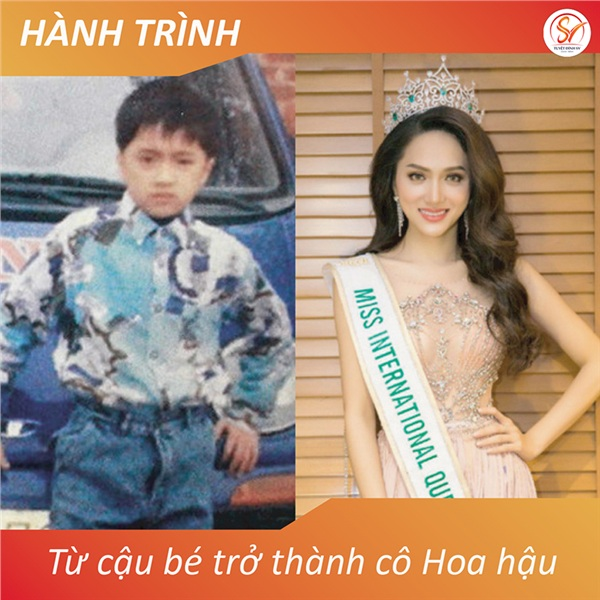 Hương Giang Idol – Hành trình từ một cậu bé trở thành cô Hoa hậu khiến bao người khâm phục