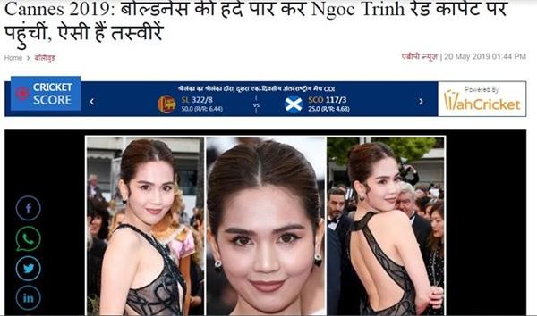 Bên cạnh đó, những ý kiến trái chiều, có phần gay gắt trước cách ăn mặc của người mẫu Việt Nam vẫm tiếp tục xuất hiện.