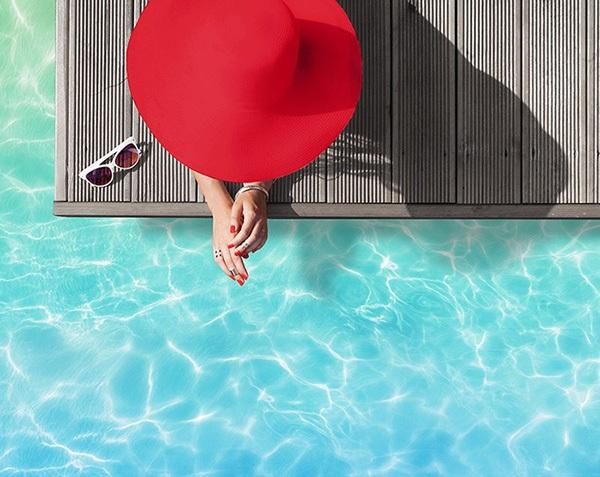 Chống nắng nghiêm ngặt nếu bạn không muốn làn da có lỗ chân lông to.
