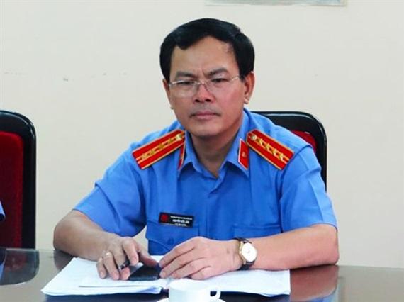 Nguyên Phó Viện trưởng VKSND TP Đà Nẵng - Nguyễn Hữu Linh.