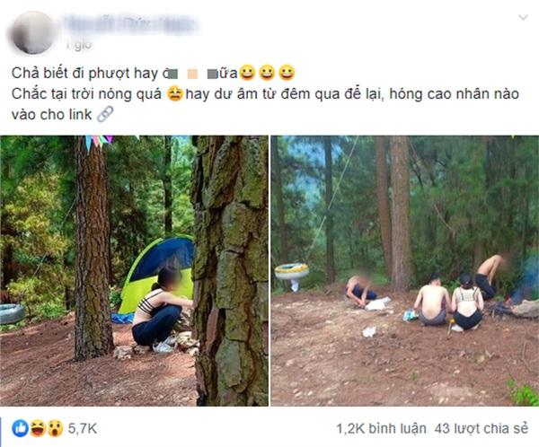 Bức ảnh đang khiến mạng xã hội bàn tán xôn xao.