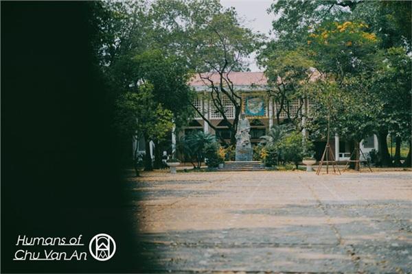 Năm học vừa kết thúc, bồi hồi đọc những câu chuyện rất tình của học sinh trường Chu Văn An 4