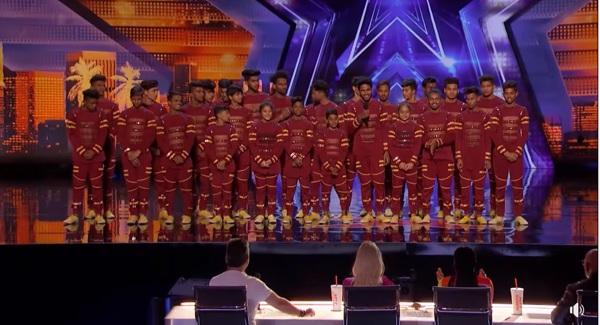 Nhóm nhảy đến từ khu ổ chuột Ấn Độ khiến BGK America's Got Talent 2019 không tin nổi những gì nhìn thấy 0