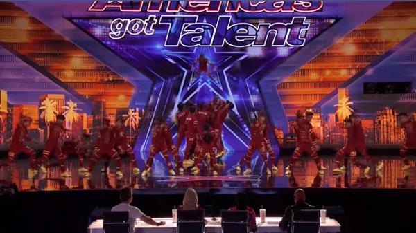 Nhóm nhảy đến từ khu ổ chuột Ấn Độ khiến BGK America's Got Talent 2019 không tin nổi những gì nhìn thấy 6