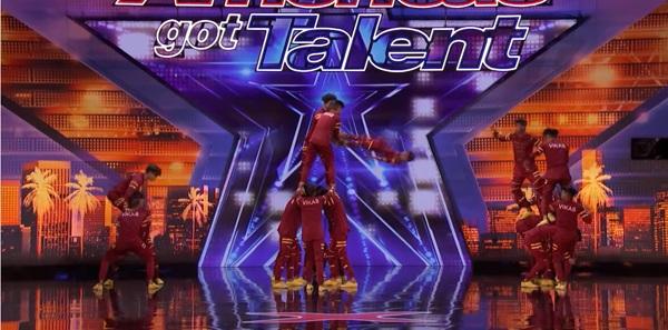 Nhóm nhảy đến từ khu ổ chuột Ấn Độ khiến BGK America's Got Talent 2019 không tin nổi những gì nhìn thấy 7