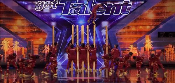 Nhóm nhảy đến từ khu ổ chuột Ấn Độ khiến BGK America's Got Talent 2019 không tin nổi những gì nhìn thấy 8