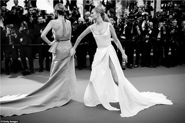 Ngắm những khoảnh khắc Cannes 2019 qua bộ ảnh đen trắng tuyệt đẹp 9