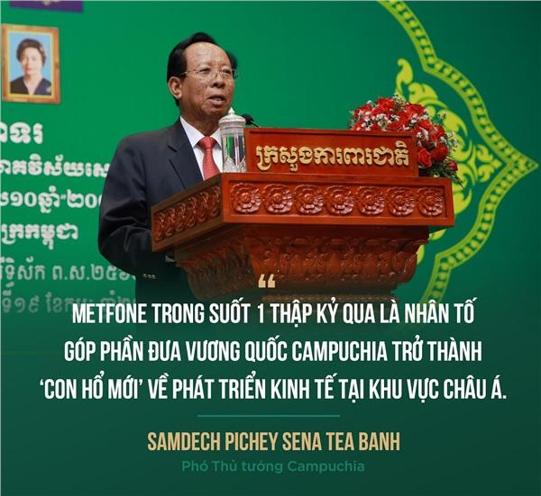 Điều ít biết về khoản đầu tư 1 triệu USD của Viettel ở Campuchia 1