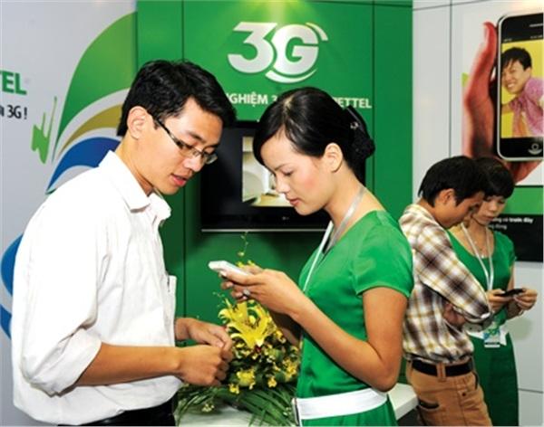 3G và niềm tự hào mang tên Viettel 0