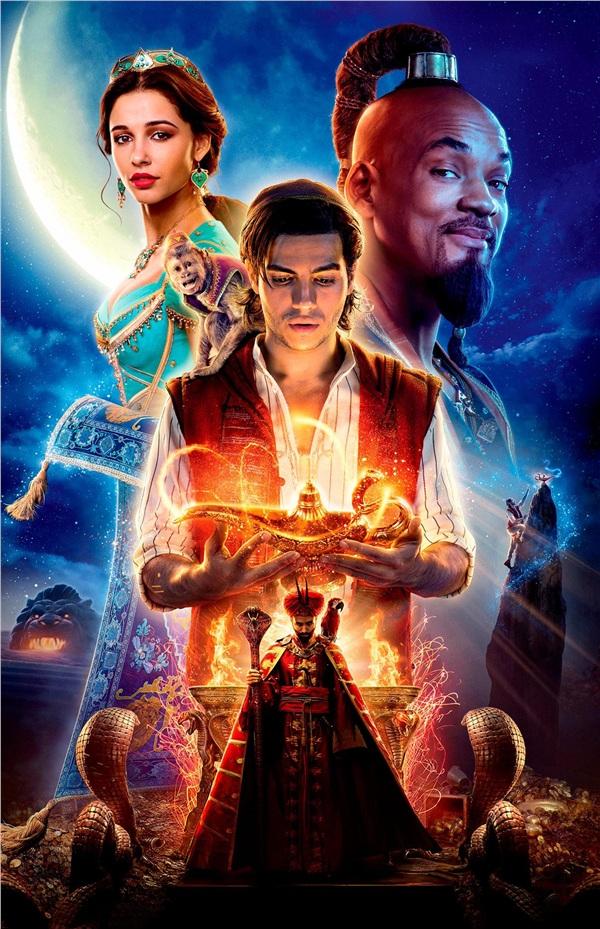 Bất ngờ trước ngân sách của 'Aladdin': Hơn 'Captain Marvel' đã đành, đến 'Aquaman' cũng phải chịu thua 0