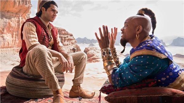 Bất ngờ trước ngân sách của 'Aladdin': Hơn 'Captain Marvel' đã đành, đến 'Aquaman' cũng phải chịu thua 1