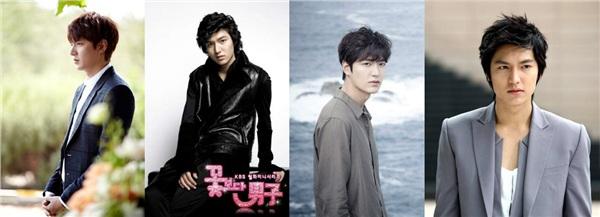 Những vai diễn mang ngoại hình 'công tử' luôn gắn liền với tên tuổi Lee Min Ho