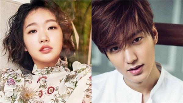 Kim Go Eun vừa xác nhận kết đôi với Lee Min Ho trong phim mới