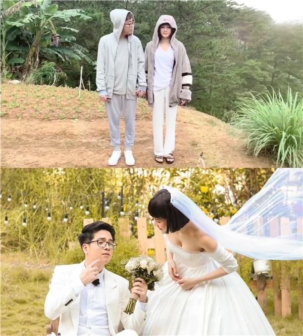 Đến nước này, còn ngại gì mà không 'cưới nhau đi', Hiền Hồ với Bùi Anh Tuấn nhỉ?