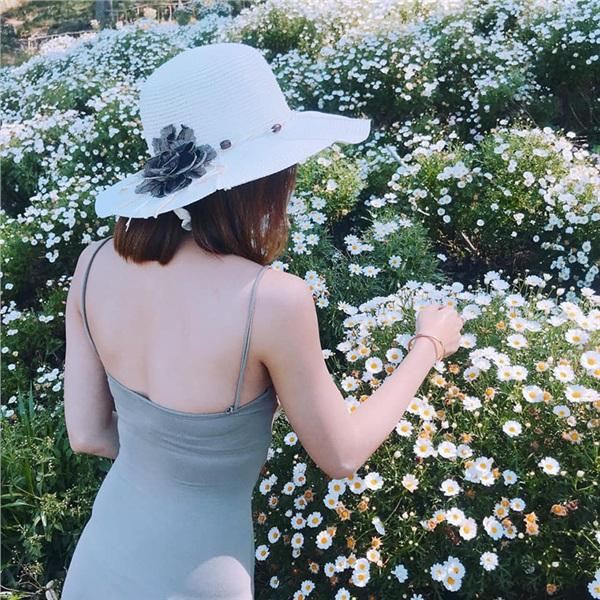 Đến Đà Lạt vào tháng 6: Lạc lối trong màu trắng tinh khôi của vườn cúc họa mi bên bờ hồ 6