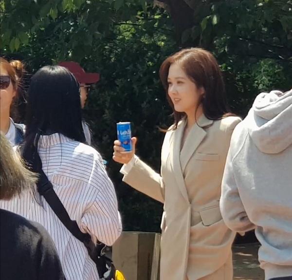 'Nữ thần không tuổi' Jang Nara sắp tái xuất màn ảnh, sánh đôi cùng tài tử Lee Sang Yoon 3