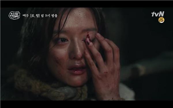 'Arthdal Chronicles' tập 4: Không phải Song Joong Ki, Kim Ji Won mới là người đầu tiên có màn đối đầu gay gắt với Jang Dong Gun 7