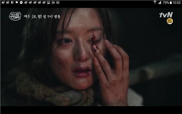 'Arthdal Chronicles' tập 4: Không phải Song Joong Ki, Kim Ji Won mới là người đầu tiên có màn đối đầu gay gắt với Jang Dong Gun 8
