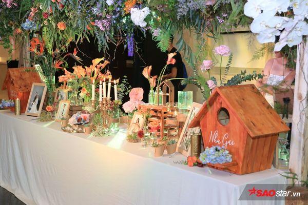 Lê Hiếu bảnh bao, Diễm Quỳnh rạng rỡ cùng dàn sao chúc phúc cho hôn lễ của MC Phí Linh 8
